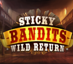 sticky bandits return slot
