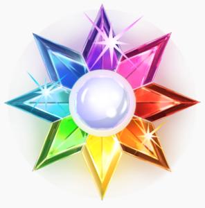 starburst slot symbol