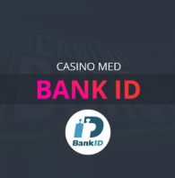 casino med bank id
