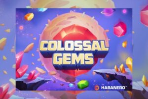 colossal gems slot habanero