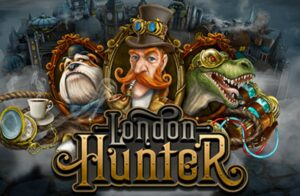 habanero london hunter slot