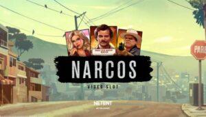 narcos netent slot casino